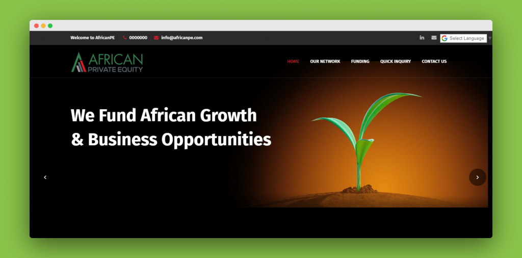 African Private Equity