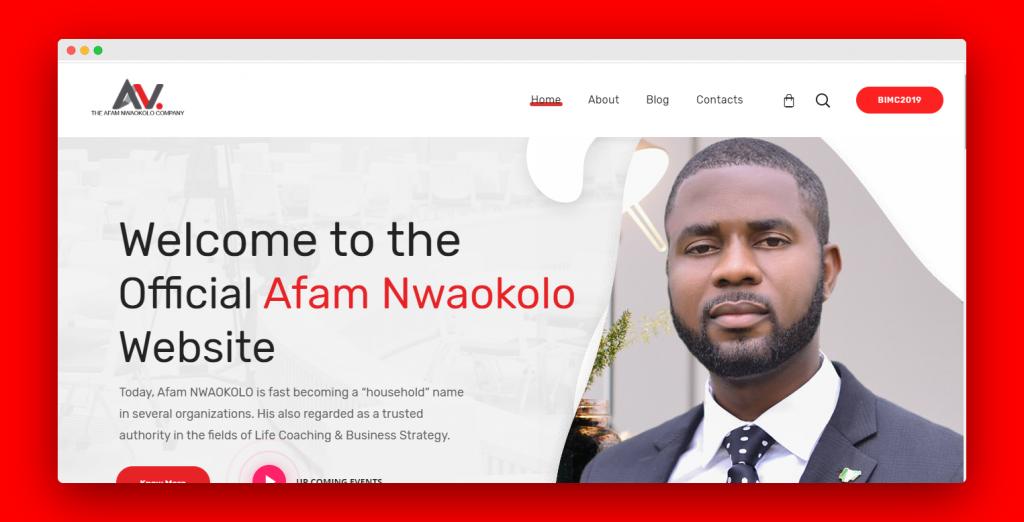 Afam Nwaokolo